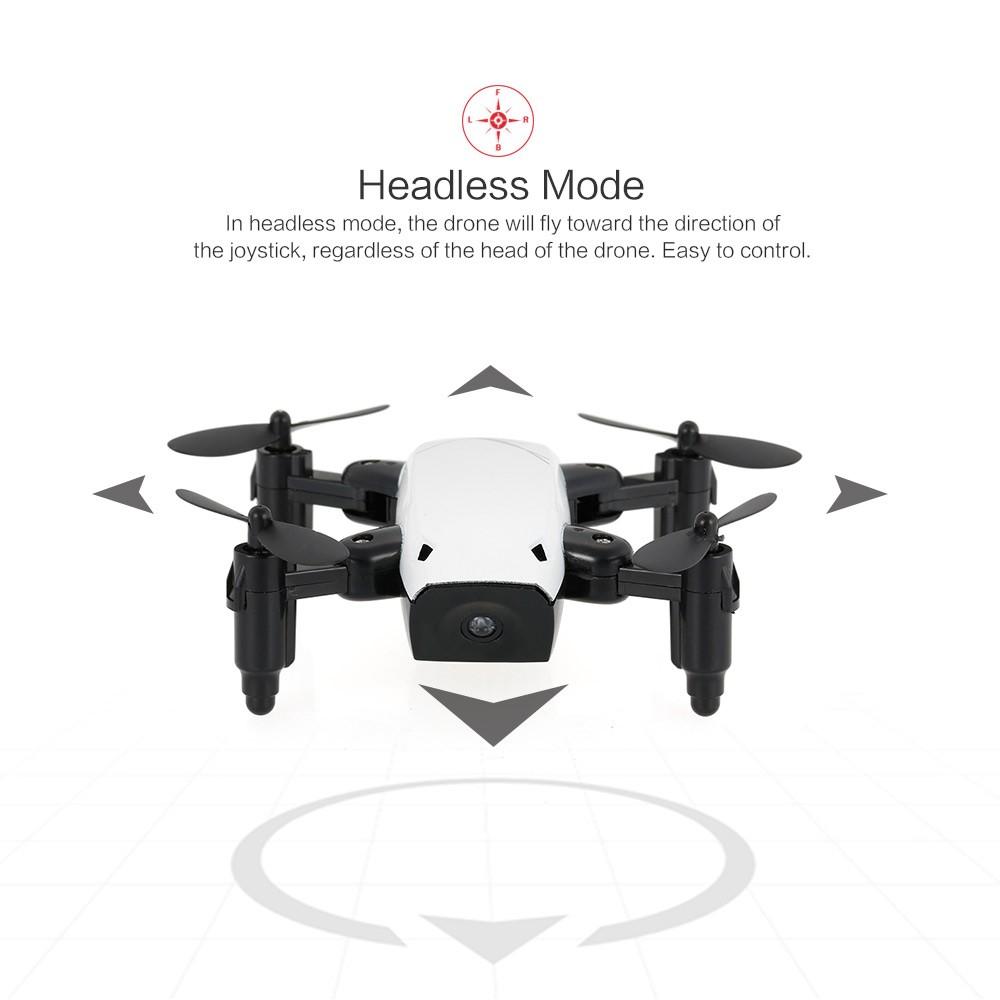 S9 2 4G Mini Drone Składany RC Quadcopter - RTF