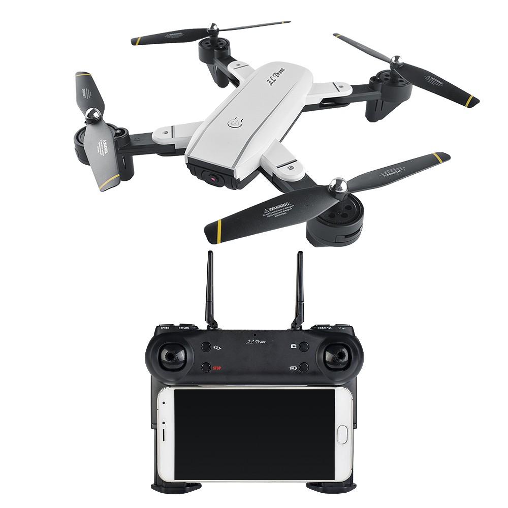 SG700 Dual 2.0MP 720P HD Camera Wifi FPV Optical Flow Drone RC Quadcopter