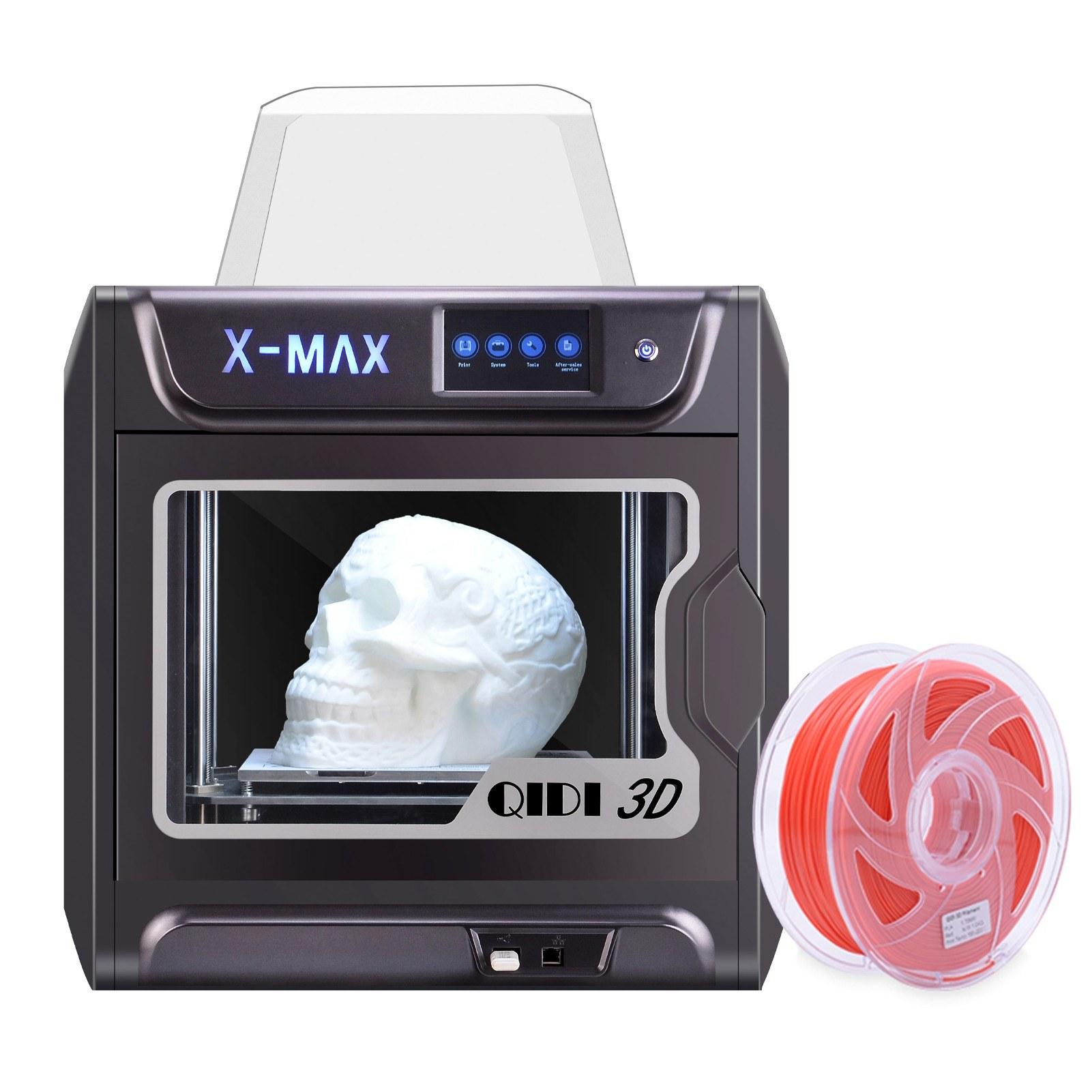Tomtop - 50% OFF QIDI TECH X-MAX Industrial Grade 3D Printer, Free Shipping $1016.99