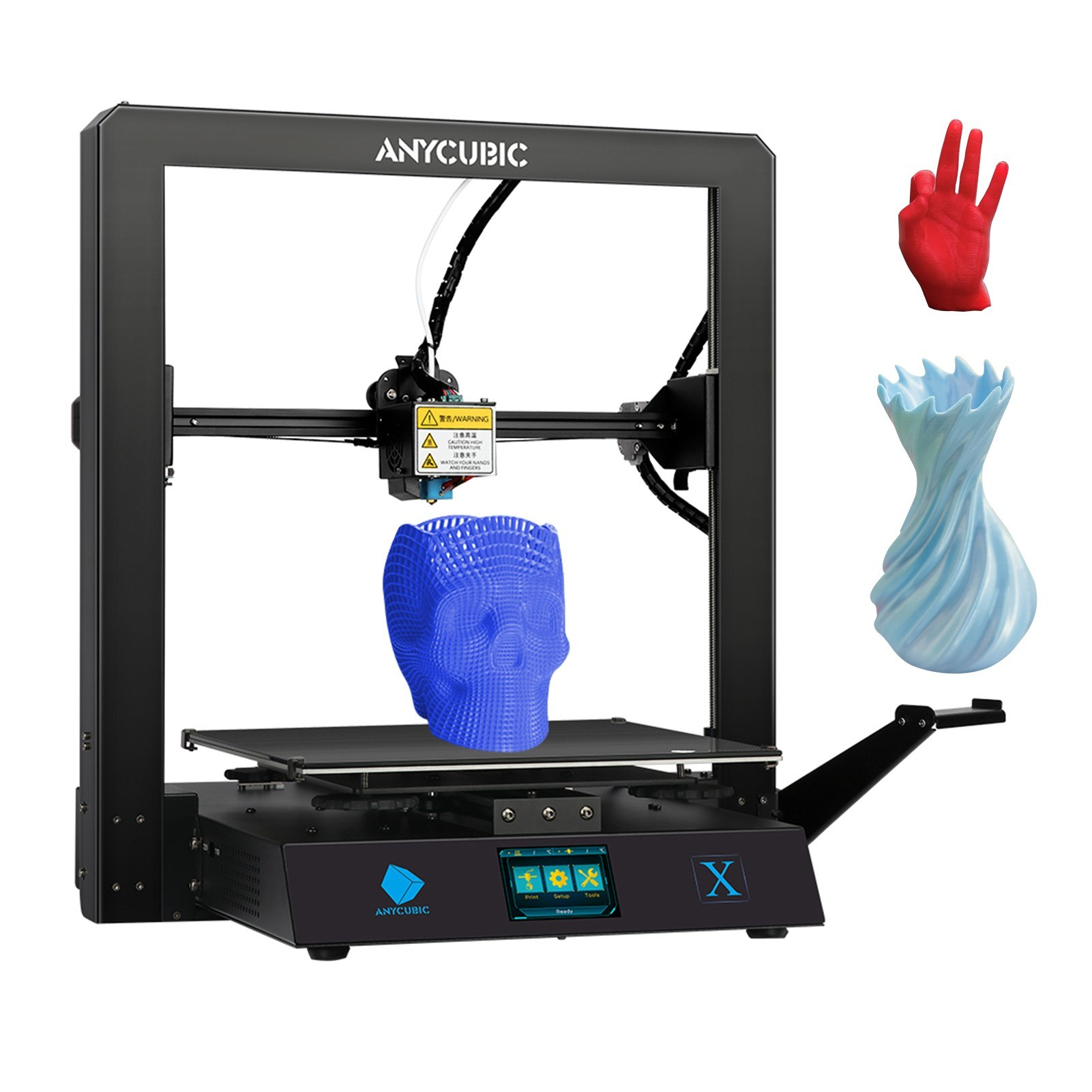 Tomtop - [US Warehouse] $130 OFF ANYCUBIC MEGA X 3D Printer Kit, Flash Sale $340.39