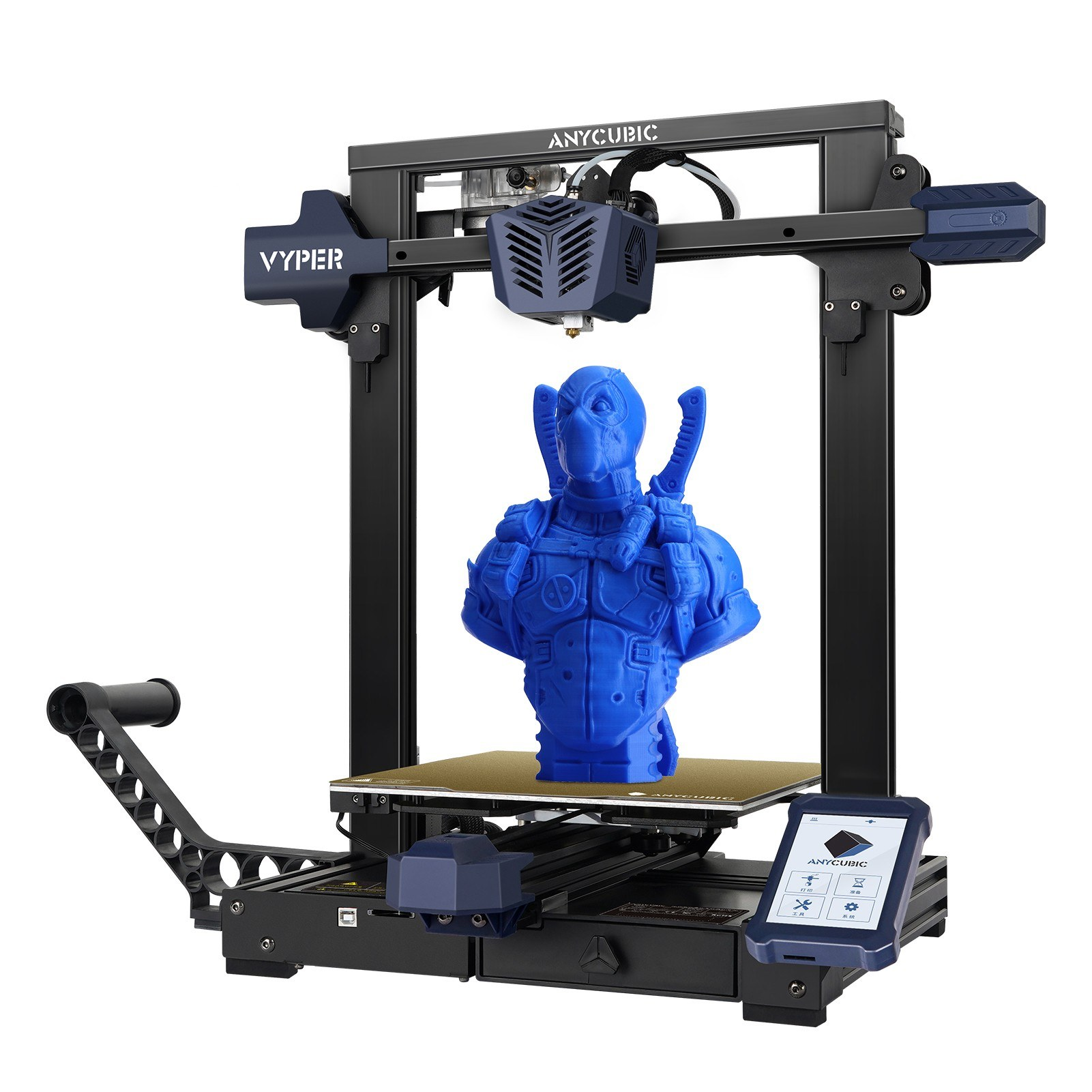 Tomtop - [EU Warehouse] $110 OFF ANYCUBIC Vyper 3D Printer Kit 245x245x260mm Print, $339 (Inclusive of VAT)