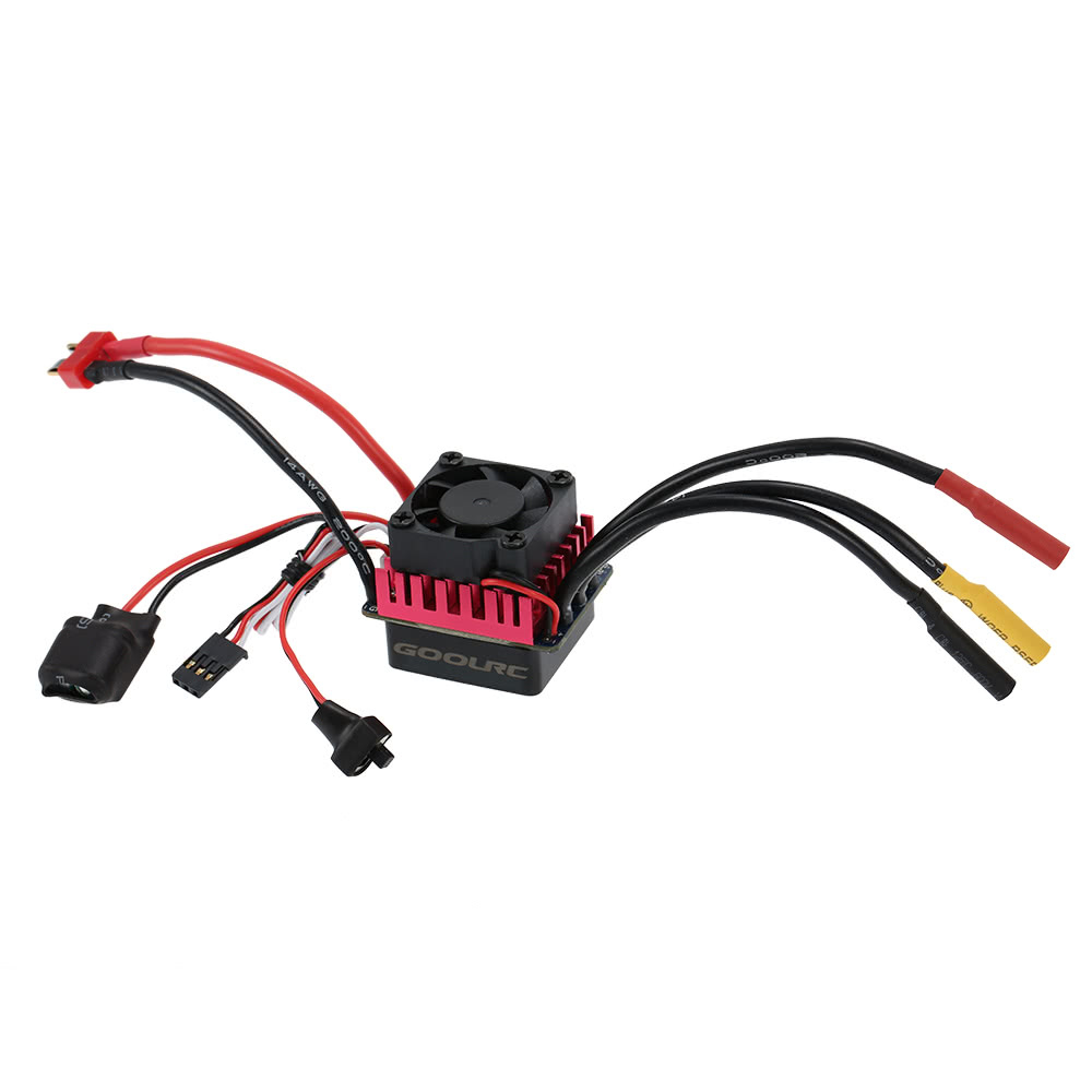 Original Goolrc S3650 3900kv Sensorless Brushless Motor 60a Mamba Max Pro Wiring Diagram Mouse Over To Zoom In