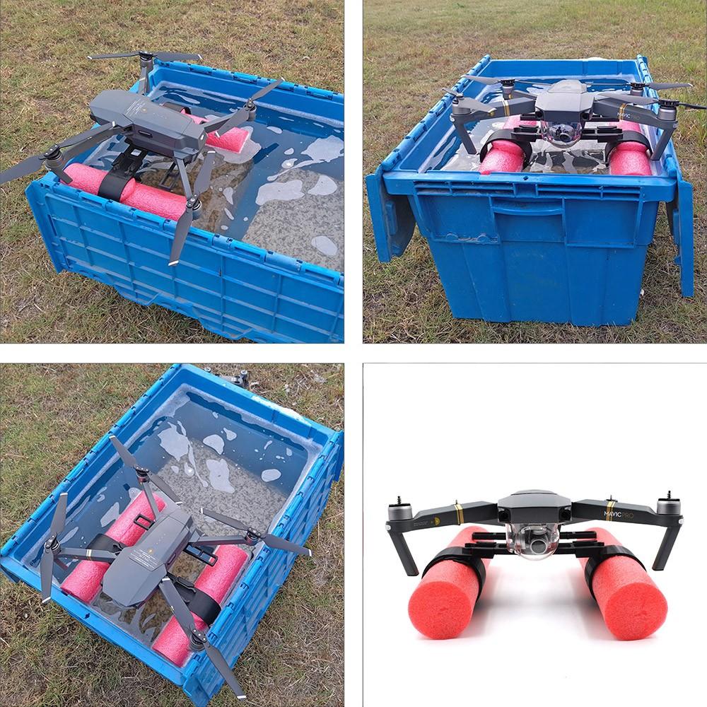 Kit de flotador de deslizamiento de aterrizaje de boya de agua ...