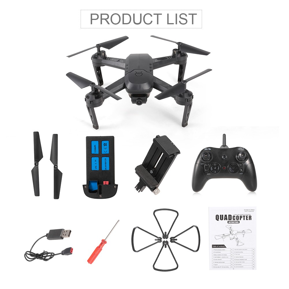 Best Tyh Ty T6 Wifi Fpv 20mp Wide Angle Camera Rc Drone Quadcopter Esc Wiring For Furthermore Helicopter Parts Diagram Rtf