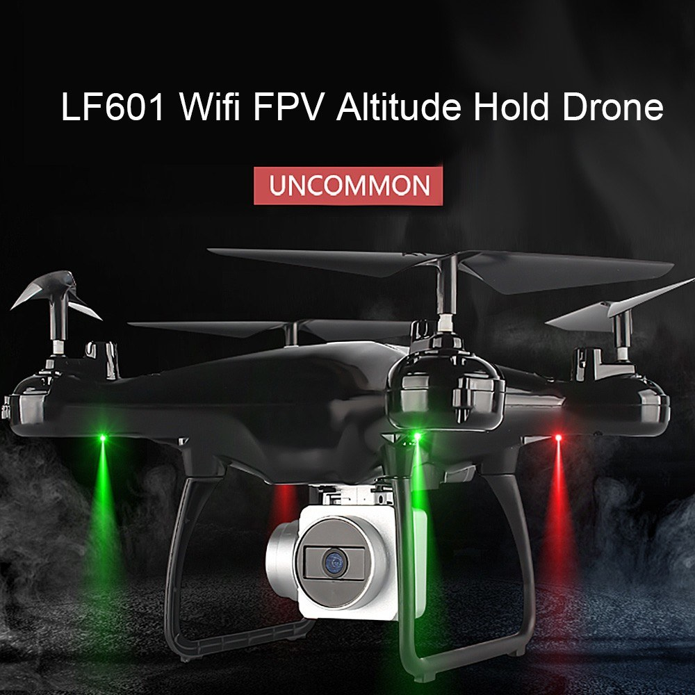 Best Lf601 Wifi Fpv 03mp Camera 6 Axis Gyro Altitude Hold Headless Esc Wiring For Quadcopter Furthermore Helicopter Parts Diagram Rc Drone