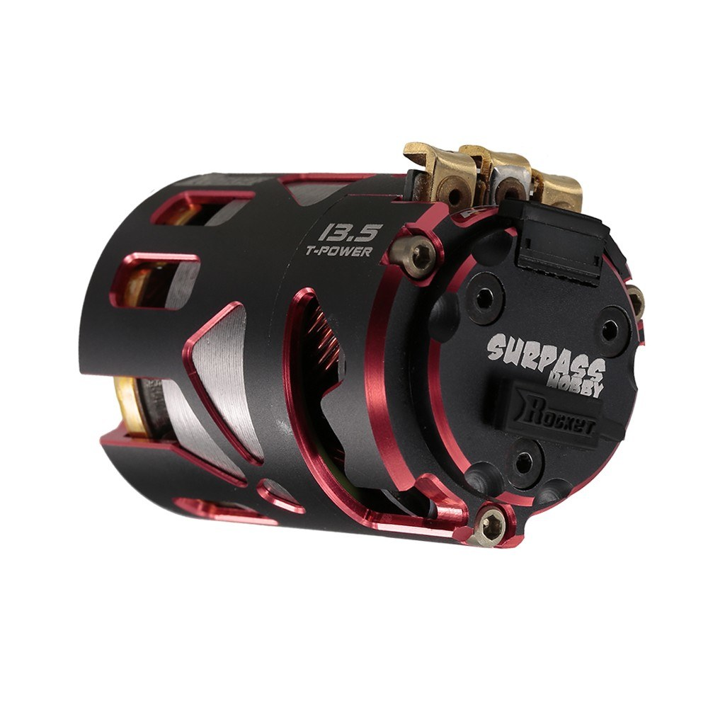 SURPASS HOBBY ROCKET V4S 540 13.5T Dual Sensored Brushless Motor