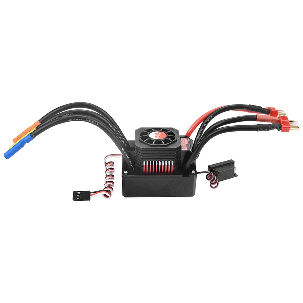 SURPASS HOBBY 150A Brushless ESC Waterproof Electric Speed Controller