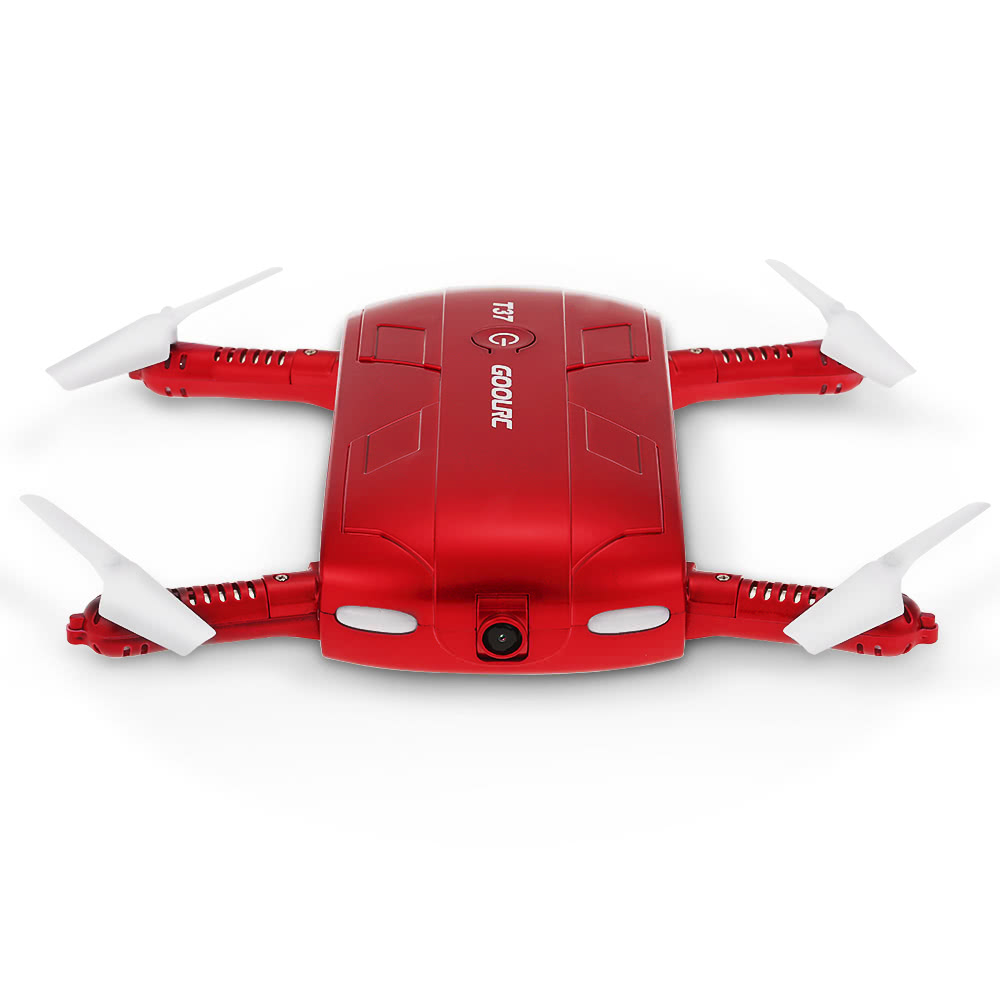 67% OFF GoolRC T37 Wifi FPV HD Camera G-sensor RC Quadcopter,limited offer $26.99