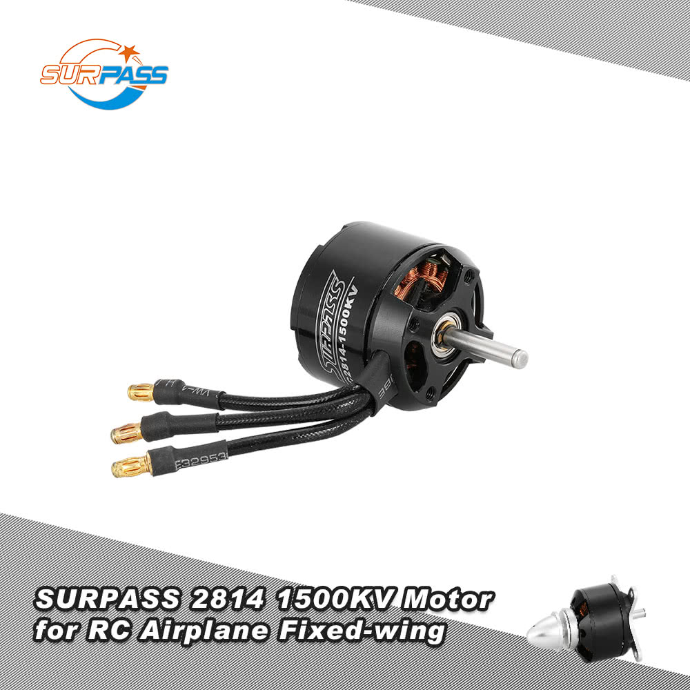 Original surpass high performance 2814 1500kv 14 poles for Brushless motors for sale