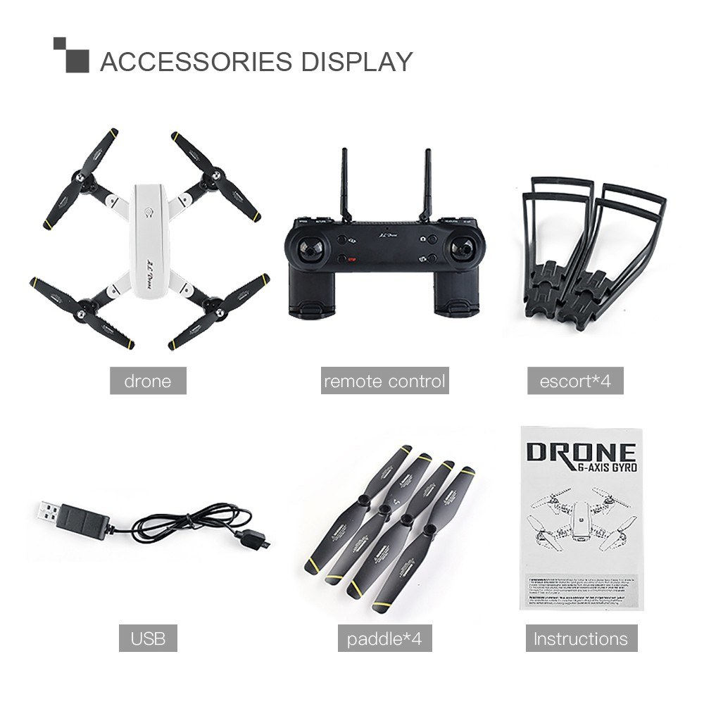 Best Sg700 20mp Camera Wifi Fpv Foldable 6 Axis Gyro Optical Flow Esc Wiring For Quadcopter Furthermore Helicopter Parts Diagram Positioning Altitude Hold Headless Rc