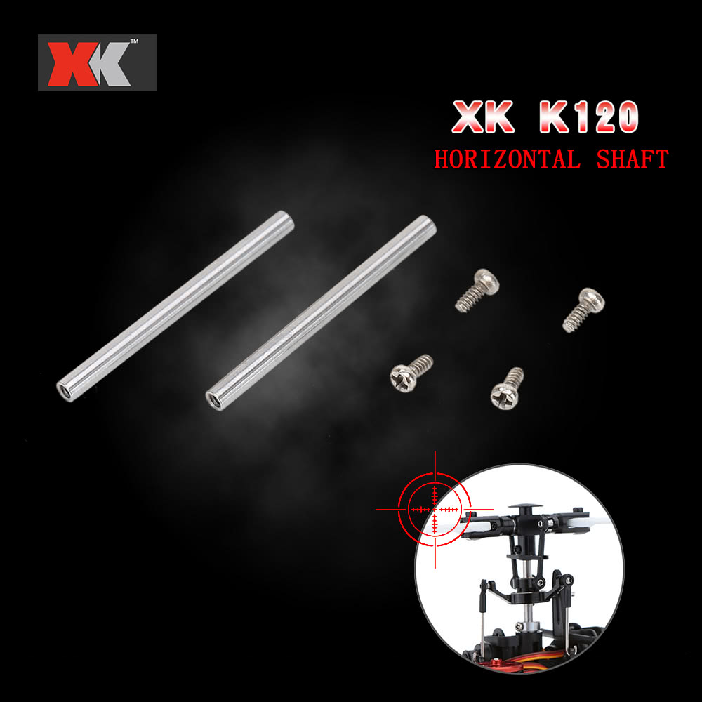 XK K120 RC Helicopter Part K120-001 Horizontal Shaft for ...