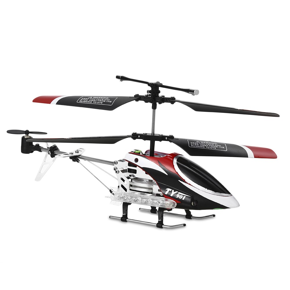 Flytec TY901 3.5CH Metal RC Helicopter With Gyroscope For