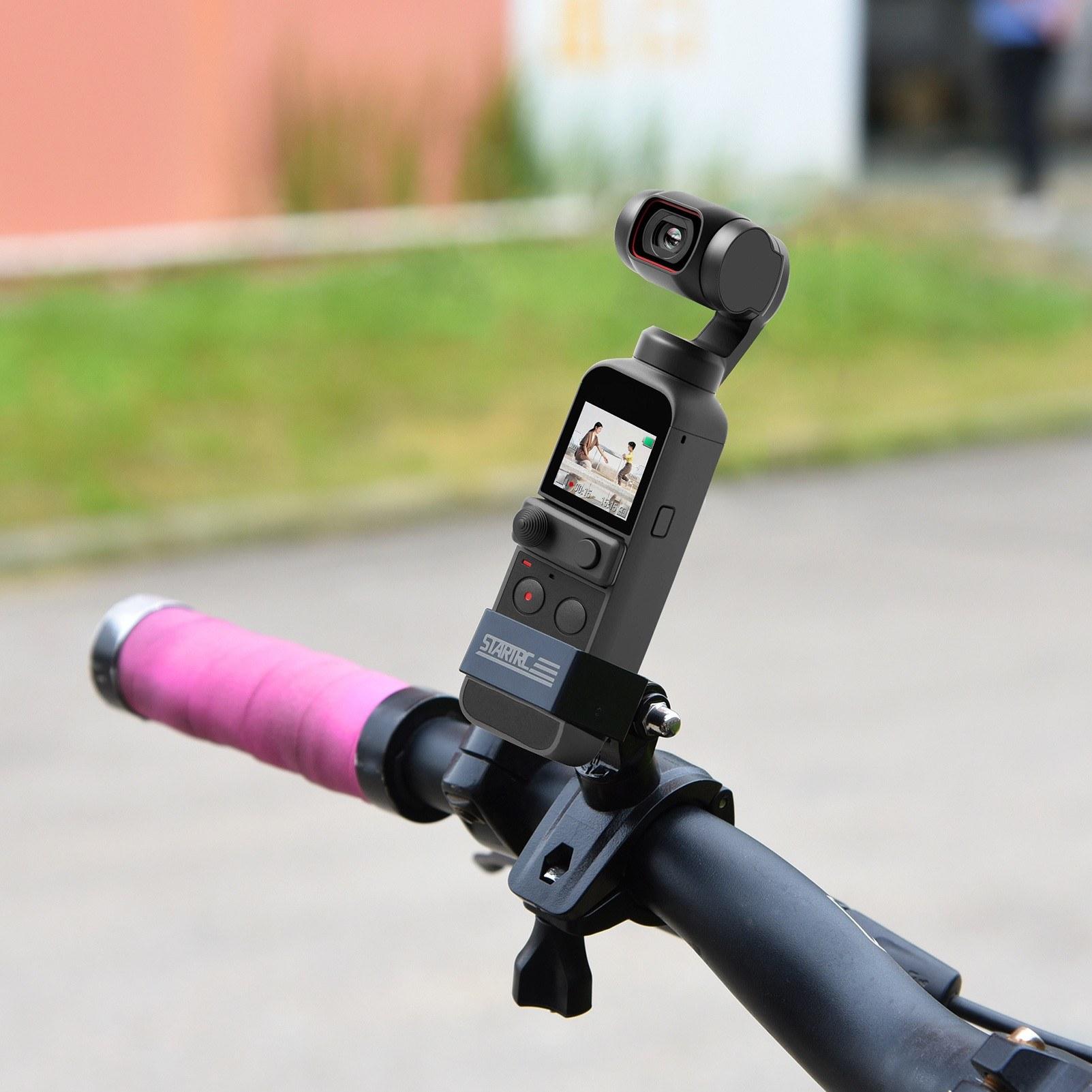 bicycle handlebar mount kit compatible with dji osmo pocket 2 pocket