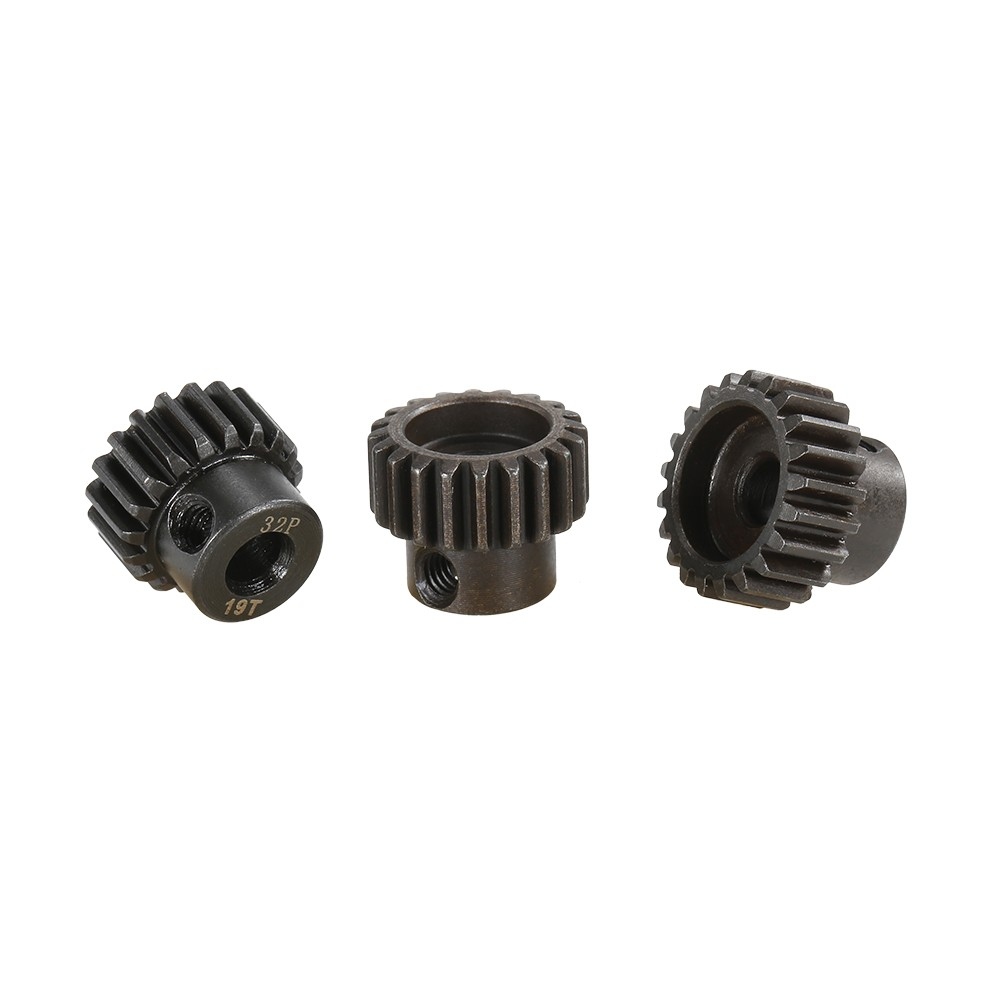 SURPASS HOBBY 32P 19T 20T 21T Pinion Motor Gear for 1/8 RC Buggy Car Monster Truck