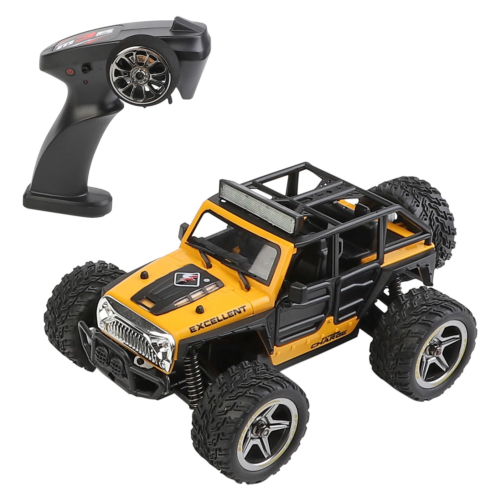 tomtop.com - 63% OFF WLtoys 22201 RC Car 1/22 2.4GHz Remote Control Car RTR, $38.99 (Inclusive of VAT)
