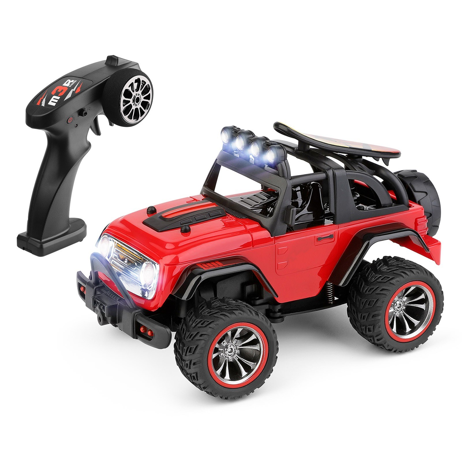 tomtop.com - 63% OFF WLtoys 322221 2.4GHz Off-Road Car 1/32 25km/h, $26.99 (Inclusive of VAT)