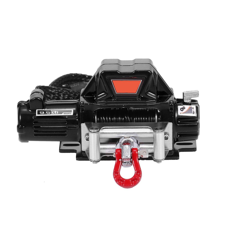 Walory Treuil Automatique Compatible avec 1//10 RC Voiture treuil Automatique t/él/écommande r/écepteur pour Traxxas HSP Redcat RC4WD Tamiya Axial SCX10 D90 HPI RC Crawler