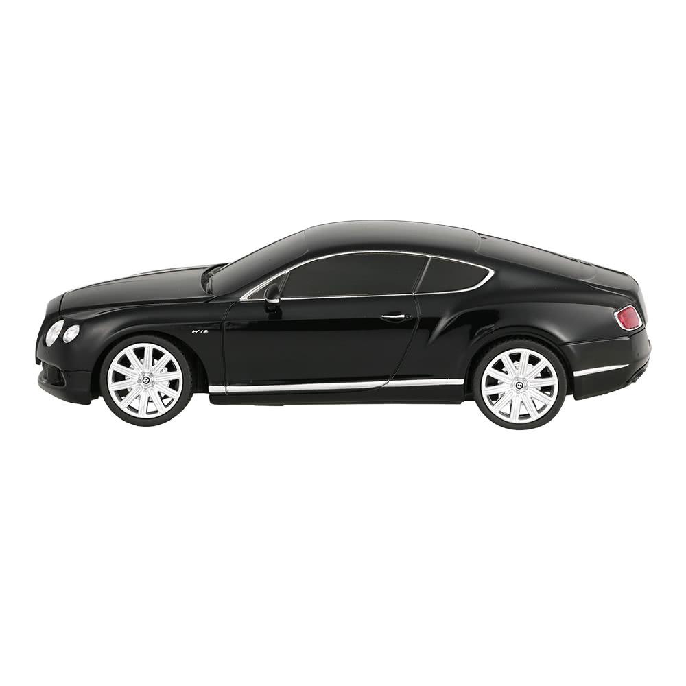 Original RASTAR 48600 R/C 1/24 Bentley Continental GT