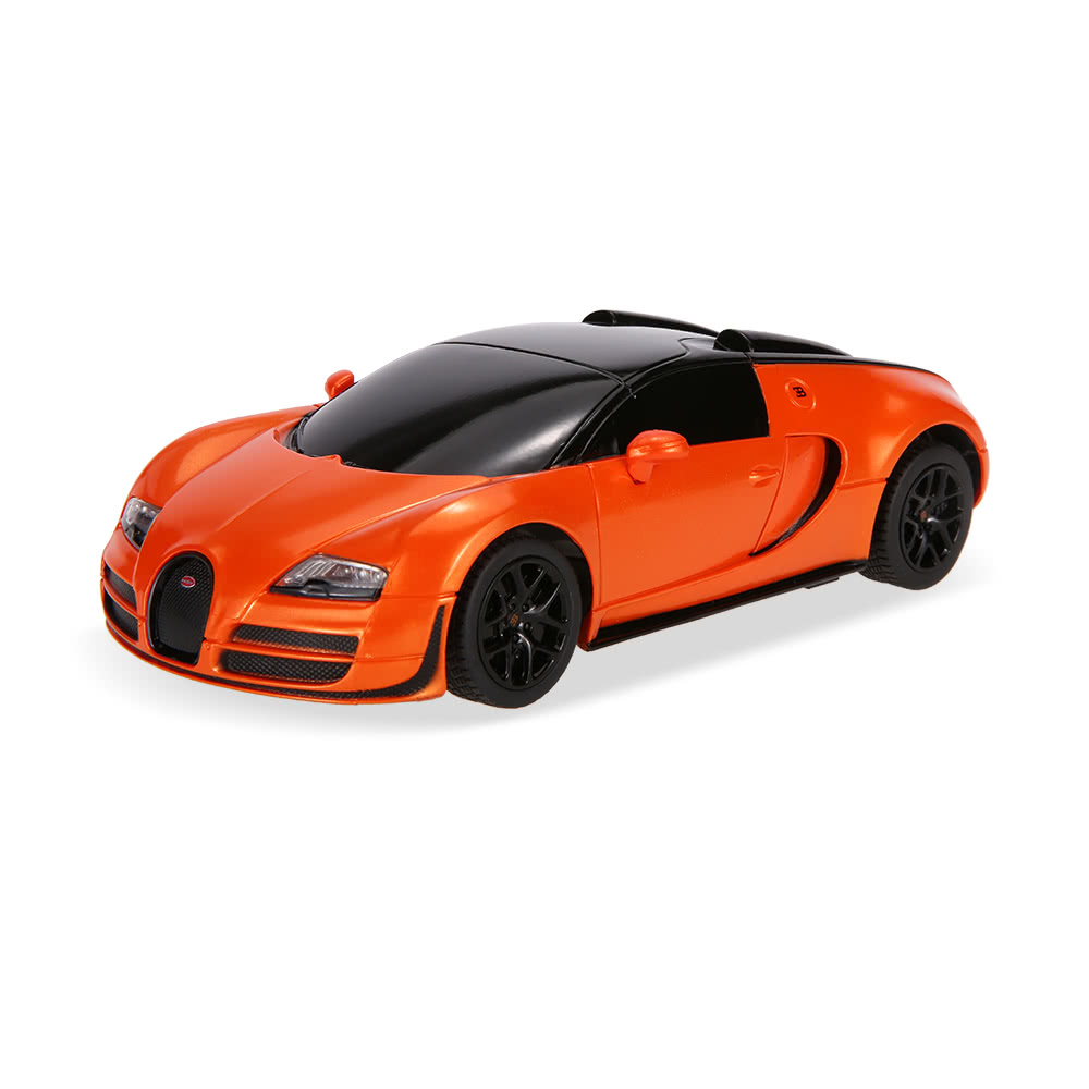 rastar 47000 27mhz r c 1 24 bugatti grand sport vitesse radio remote control model car for sale. Black Bedroom Furniture Sets. Home Design Ideas