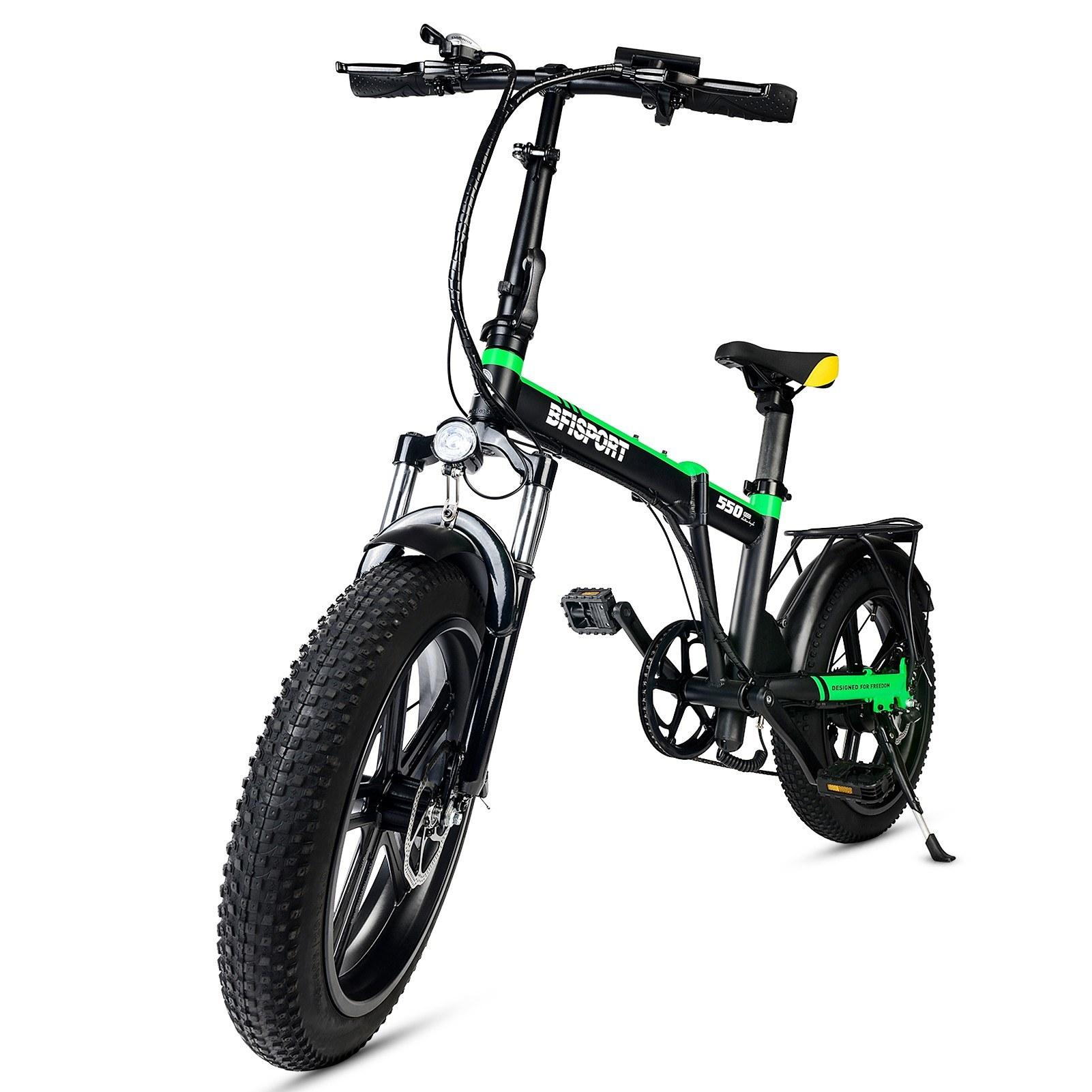 tomtop.com - [EU Warehouse] 46% OFF BFISPORT EB20-02F Folding Electric Bike, $759.99 (Inclusive of VAT)