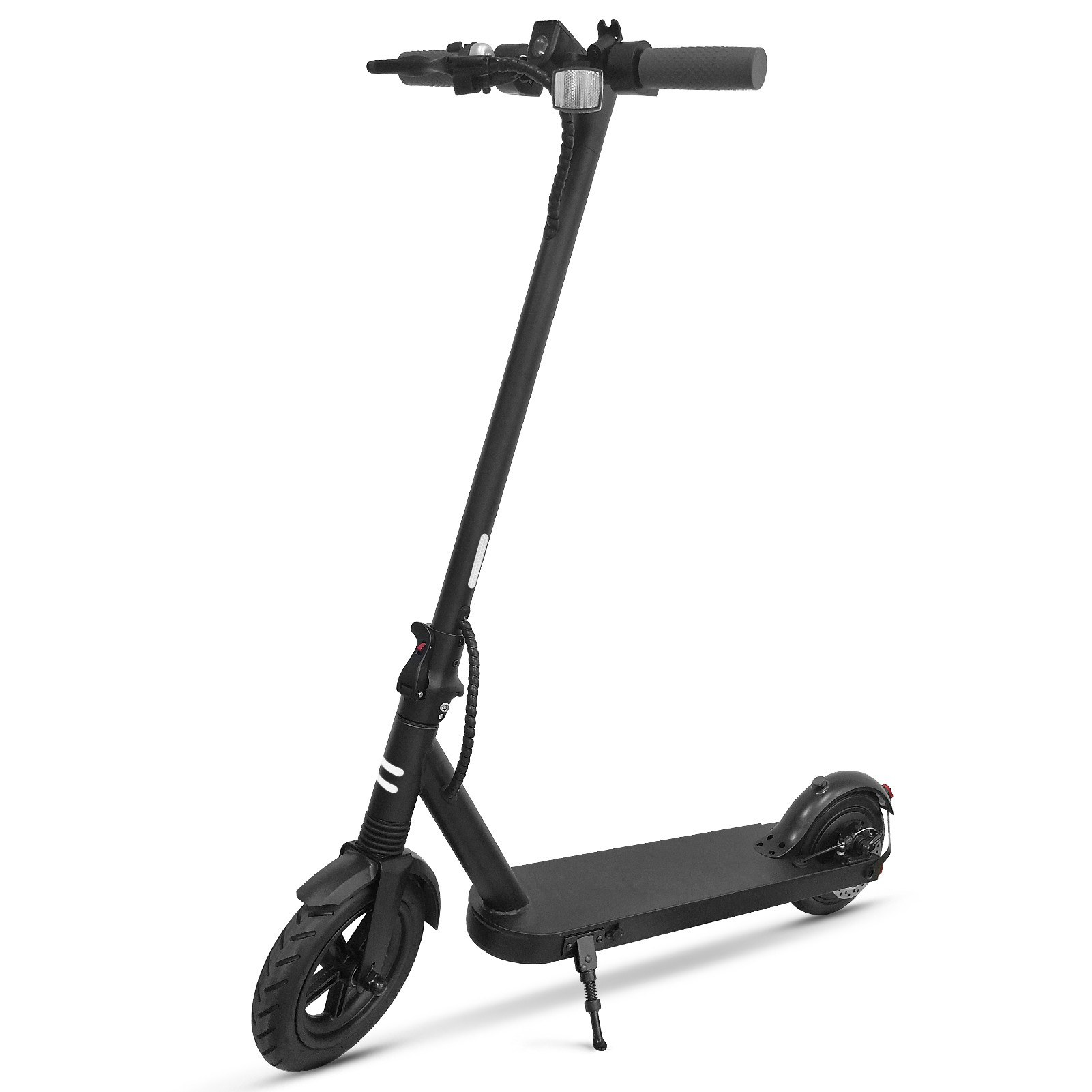 cafago.com - 42% OFF ES-L8 350W 8.5 Inch Folding Electric Scooter with 7.5Ah Battery,free shipping+$268.49