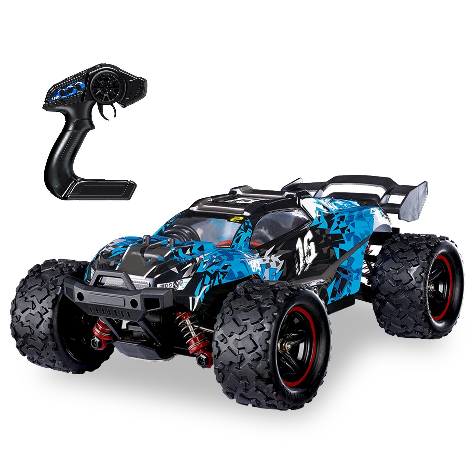 Tomtop - 54% OFF HOSPEED HS18423 RC Car 2.4Ghz 1:18 Off Road RC Trucks, Free Shipping $96.99