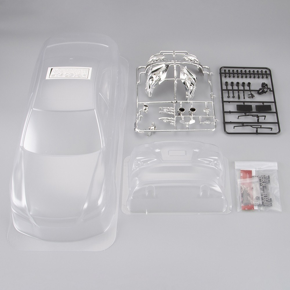 KillerBody RC Car Body Shell Frame Kit