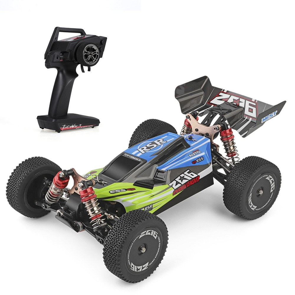 tomtop.com - 61% OFF Wltoys XKS 144001 1/14 2.4GHz RC Buggy, Limited Offers $69.99