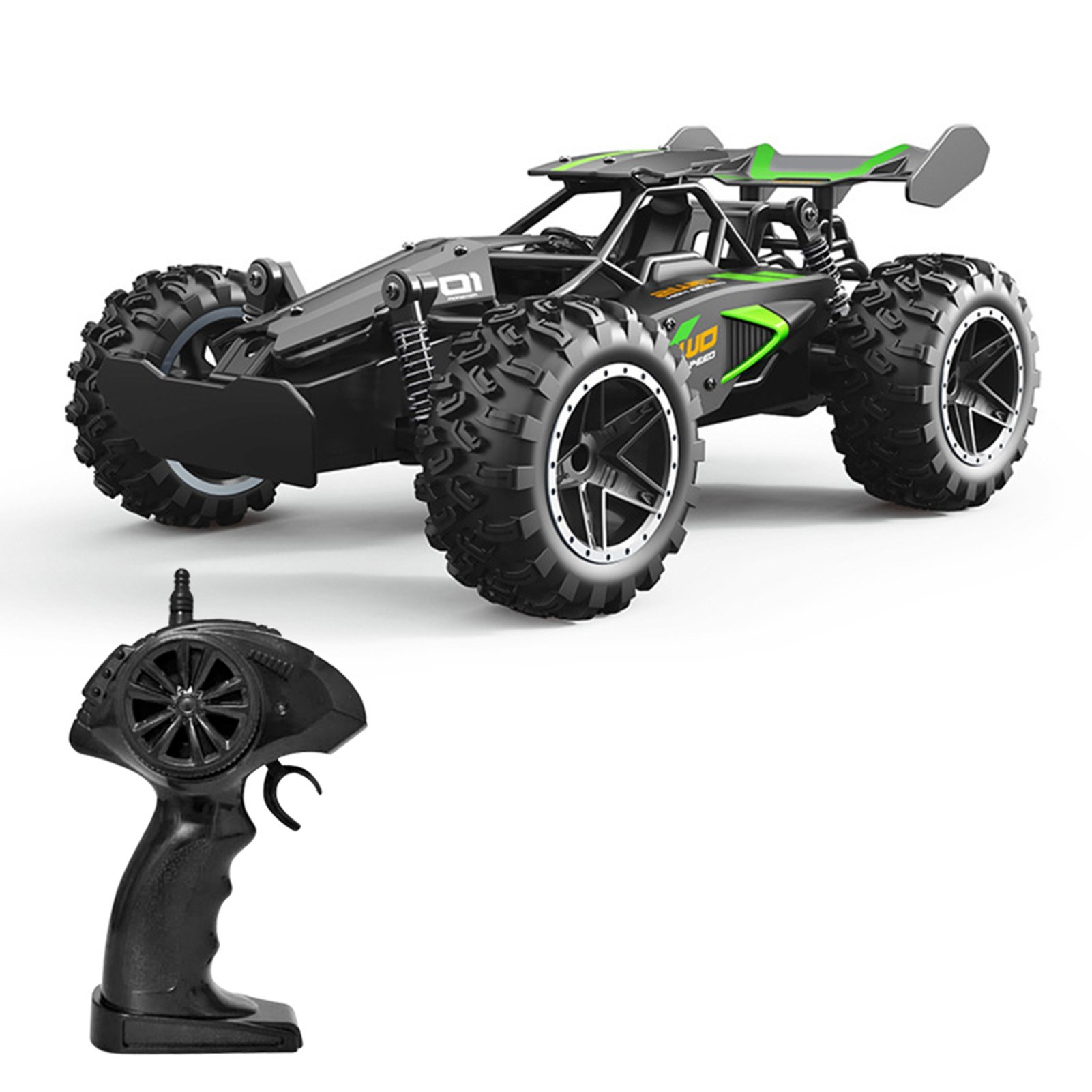 60% OFF 2.4Ghz 1:18 Racing Car Off Road RC Trucks Gifts for Kids Adults, Free Shipping $35.99