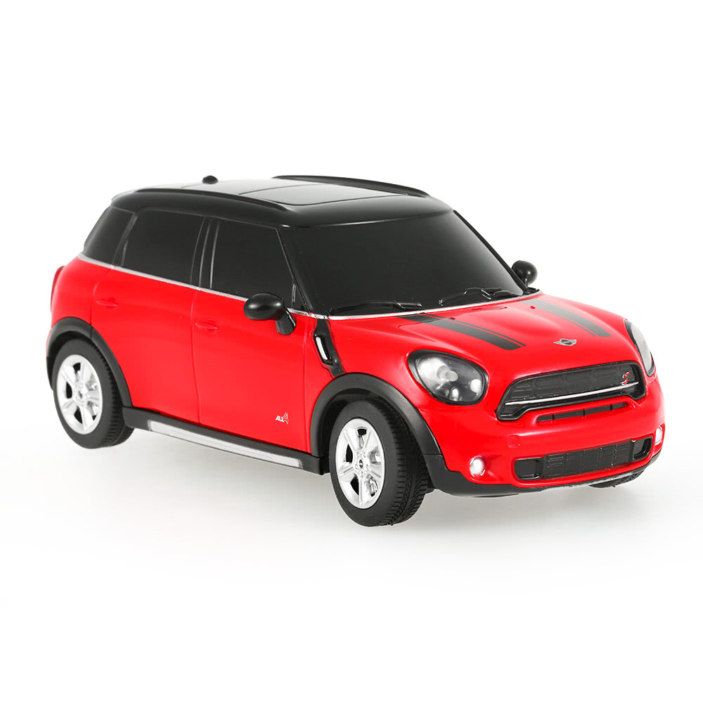 rastar 71700 1 24 mini cooper s countryman suv sport racing model rtr rc car for sale us. Black Bedroom Furniture Sets. Home Design Ideas