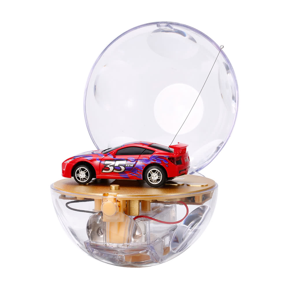 great wall toys 2111 1 67 super mini rc car with magnifier sphere package collection toys. Black Bedroom Furniture Sets. Home Design Ideas