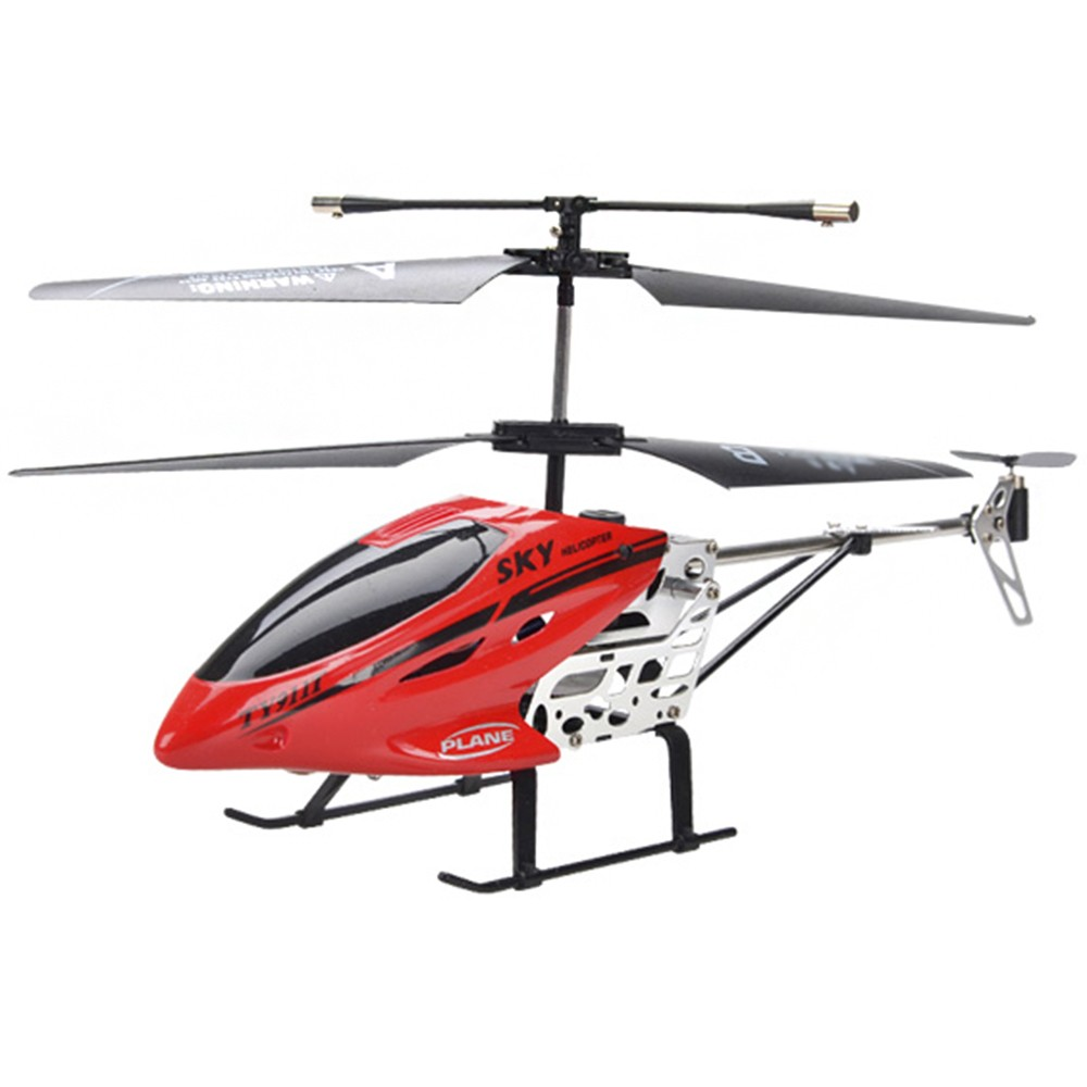 Flytec Ty911t 3 5ch Metal Rc Helicopter With Gyroscope For Kids Toys