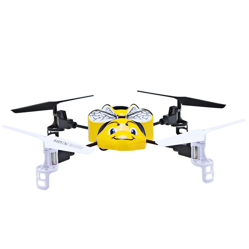 Syma X1 Bumblebee RC Helicopter 4CH 2 4Ghz 360°Eversion LCD Display Gyro