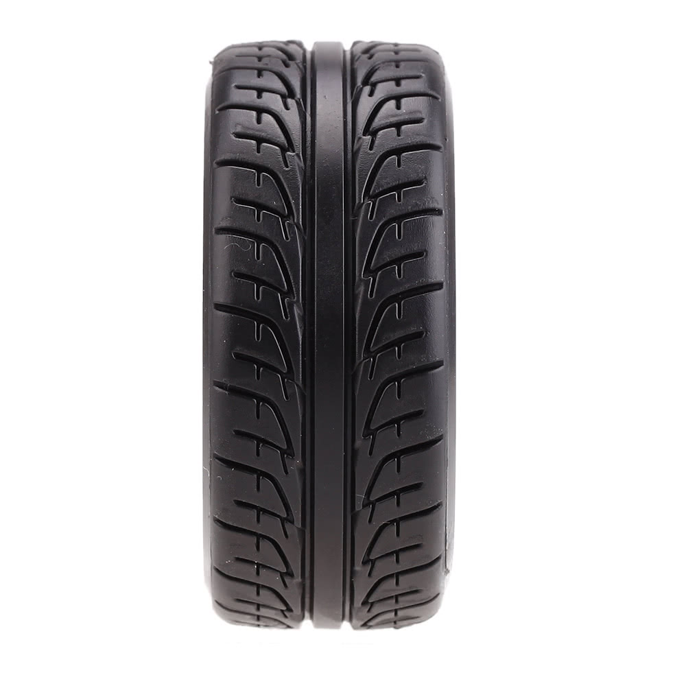 4pcs Set 1 10 Grain Plastic Drift Car Tires For Traxxas Hsp Tamiya