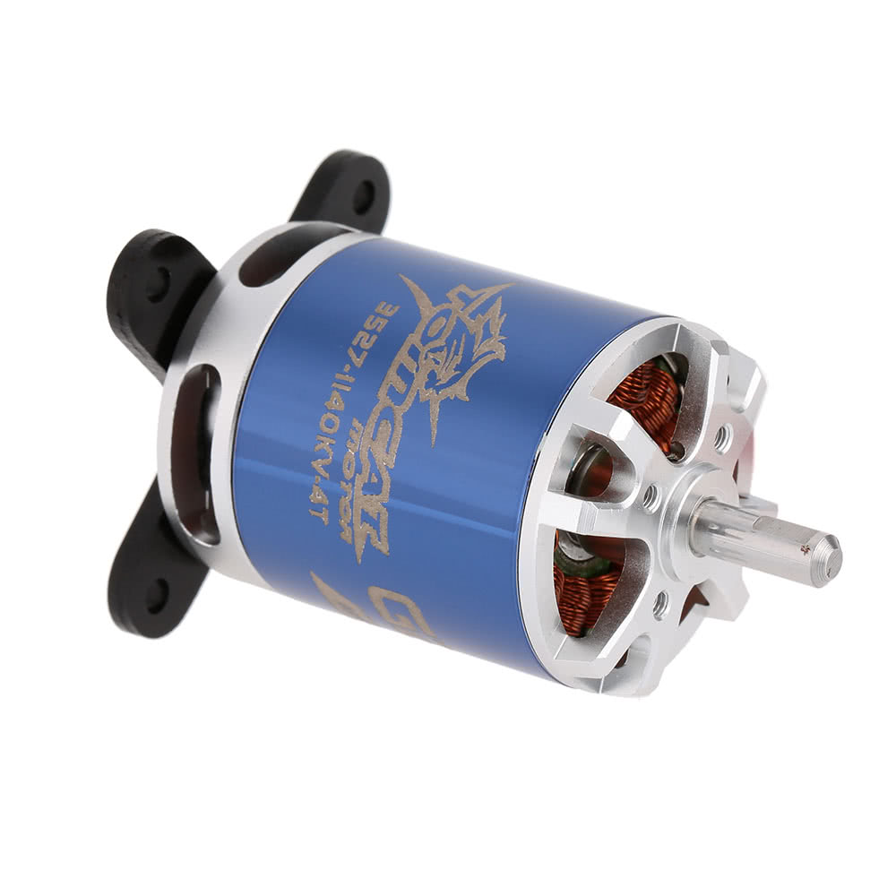 Tomcat tc g 3527 kv1140 4t brushless outrunner motor for for Brushless motors for sale