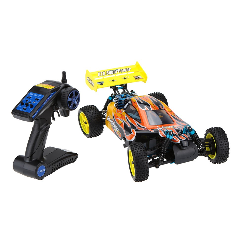 original hsp 1 10 94166 off road buggy backwach nitro gas powered 4wd rtr remote control car for. Black Bedroom Furniture Sets. Home Design Ideas