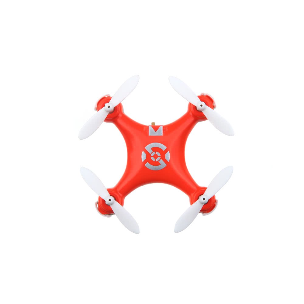 Cheerson CX-10 Mini 2.4G 4CH 6 Axis LED RC Quadcopter for Sale - US$12.99 | Tomtop