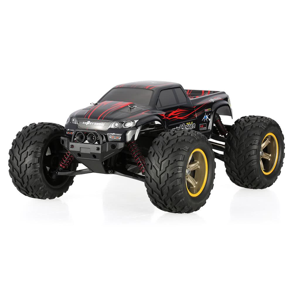 origine gptoys foxx s911 monster truck 1 12 rwd high speed off road rc car us rouge. Black Bedroom Furniture Sets. Home Design Ideas