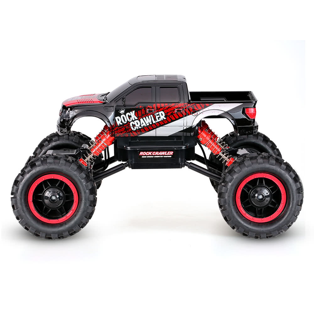 best hb p1401 2 4g 1 14 scale 2ch 4wd electric rtr rock crawler sale online shopping red. Black Bedroom Furniture Sets. Home Design Ideas