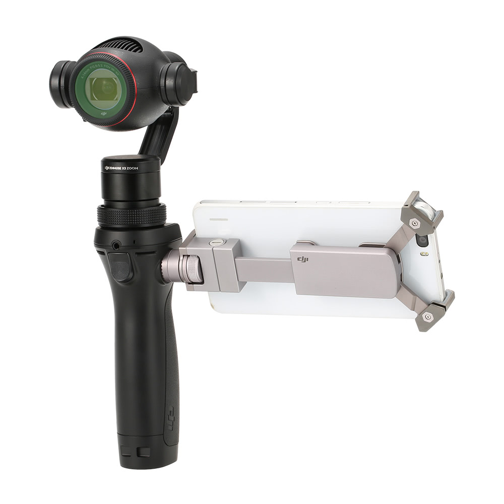 Beste DJI OSMO Handheld 4K 12MP Kamera 3 Achsen Gimbal
