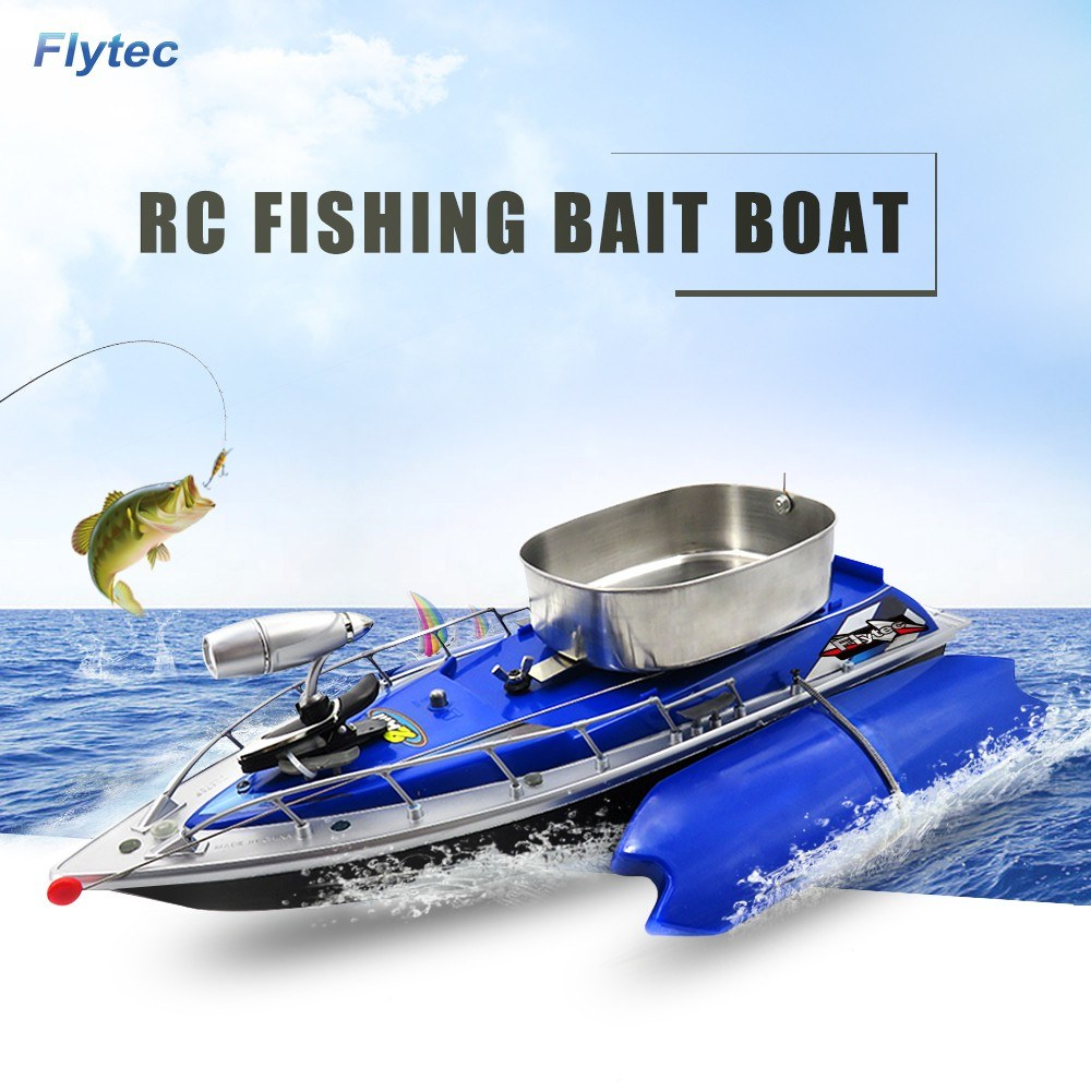 Best Flytec Intelligent Wireless Electric Rc Fishing Bait