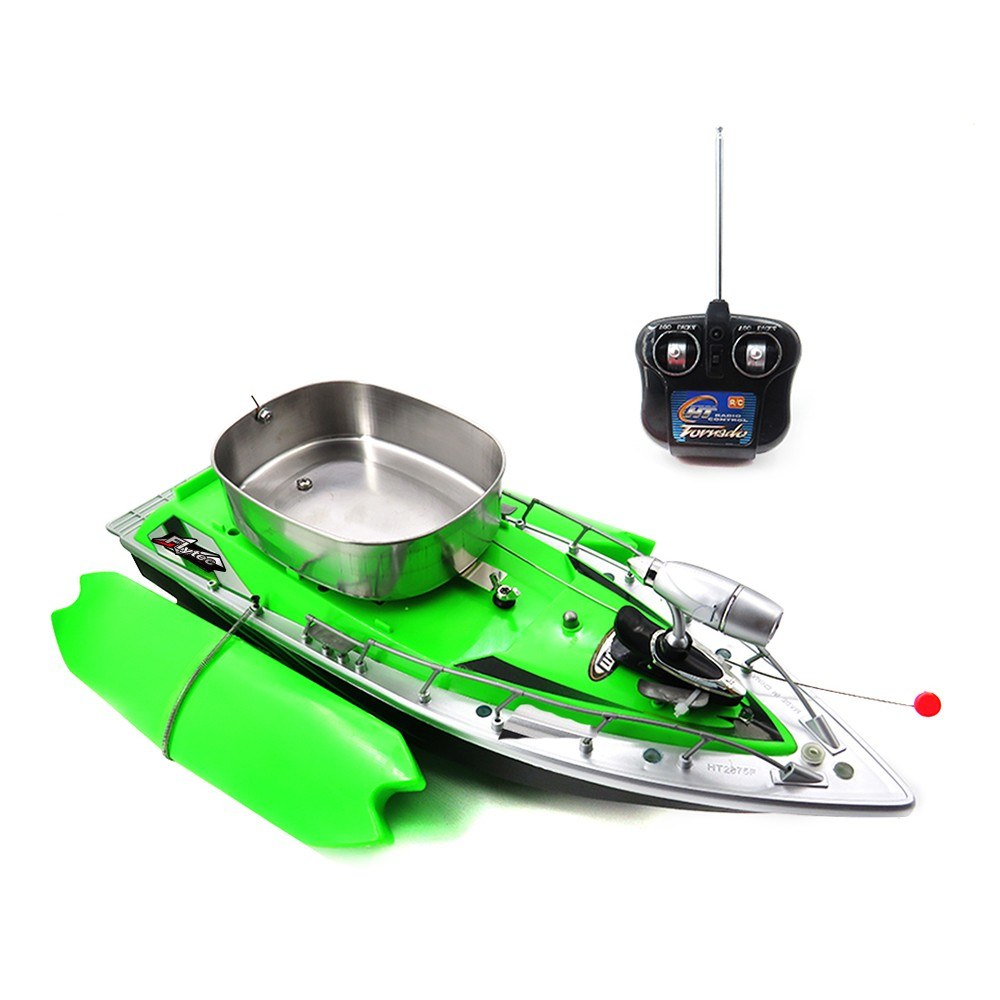 $4 OFF Flytec 300M Fishing Bait RC Boat,free shipping $69.99