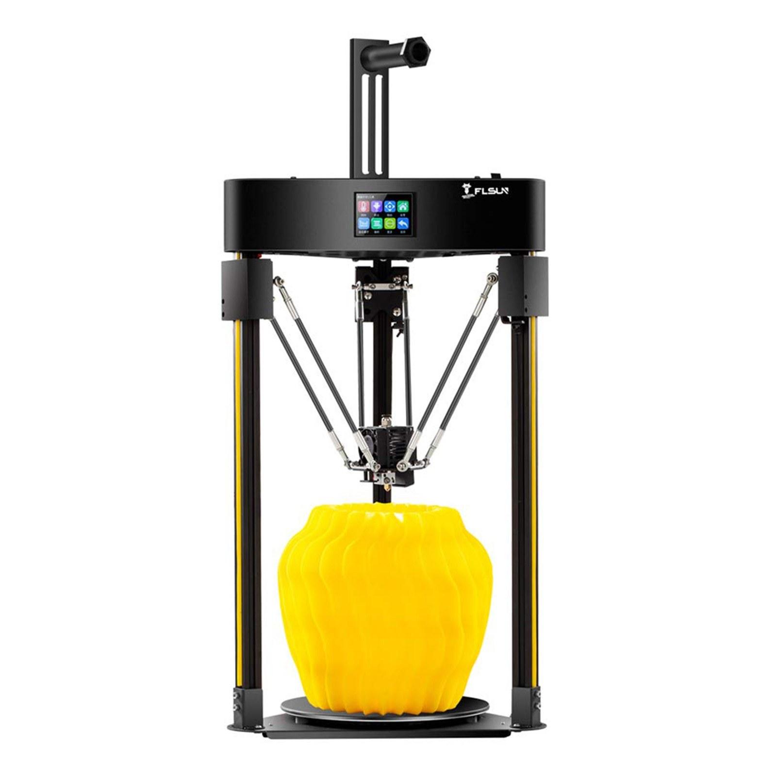 Tomtop - [EU Warehouse] $89 OFF FLSUN Q5 Delta 3D Printer, Free Shipping $235.28 (Inclusive of VAT)