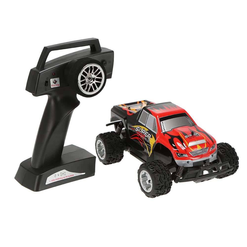 Original Wltoys L343 1 24 24g Electric Brushed 2wd Rtr Rc Monster Brand Name Waterproof Gptoys Item Circuit Board Truck For Sale Us2799 Eu Tomtop