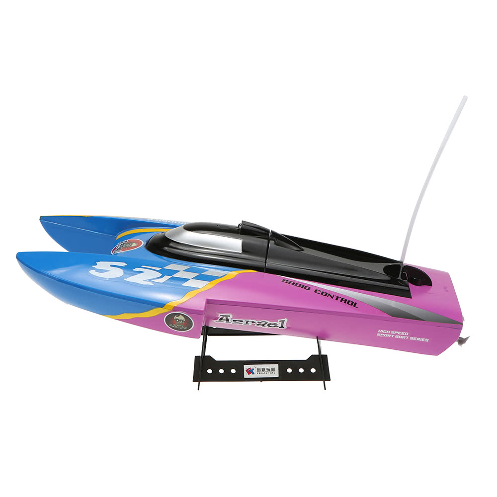 Original Create Toys Shen Qi Wei 3352 3CH Remote Control 20km/h High Speed  RC Boat
