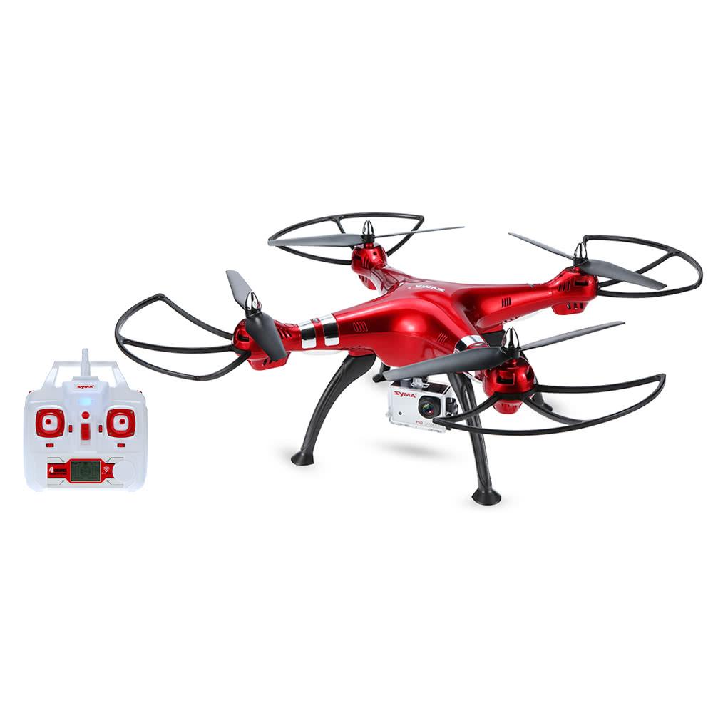 Syma X8HG RC Quadcopter Barometer Set Height Drone - RTF