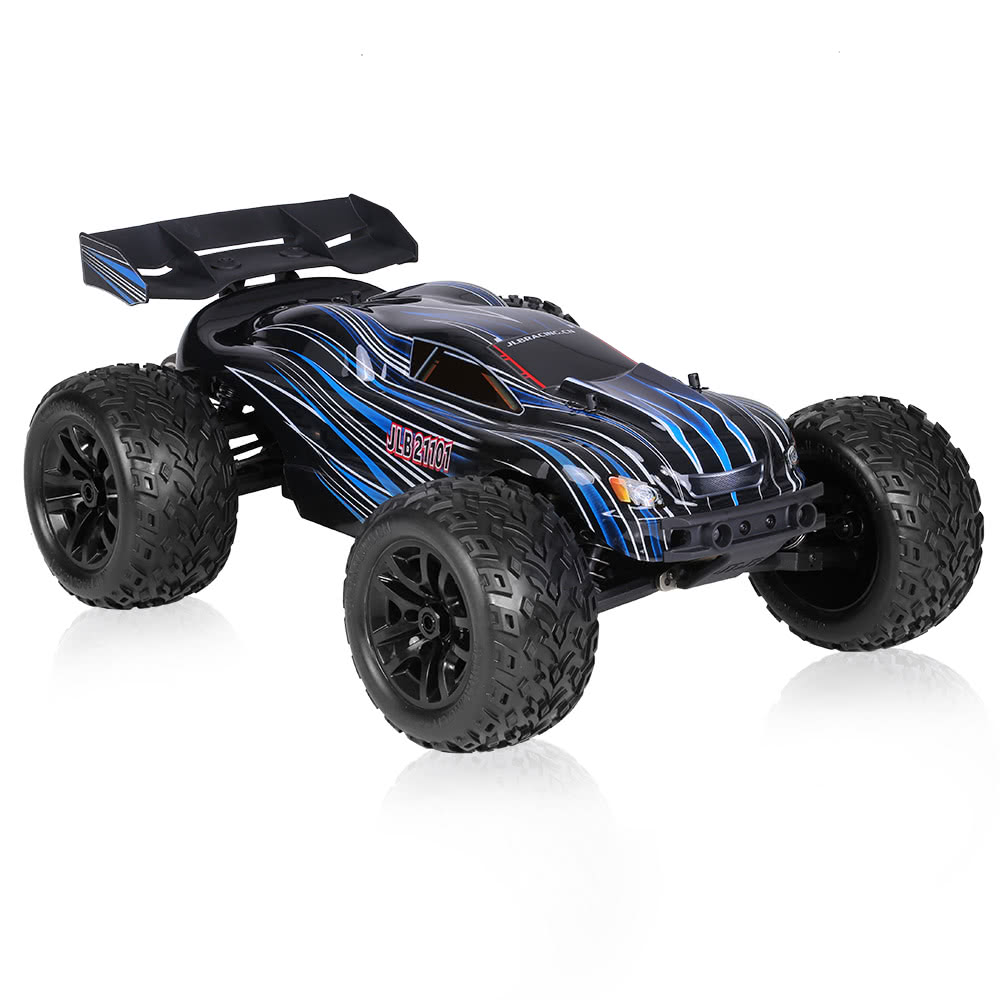 beste 21101 2 4g 4wd elektro brushless rc offroad. Black Bedroom Furniture Sets. Home Design Ideas