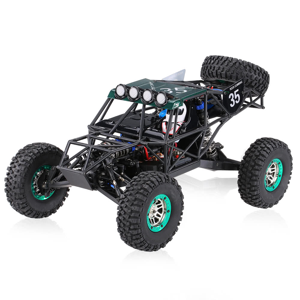 original wltoys k949 1 10 2 4ghz electric 4wd rtr fast cross country truck short course climbing. Black Bedroom Furniture Sets. Home Design Ideas