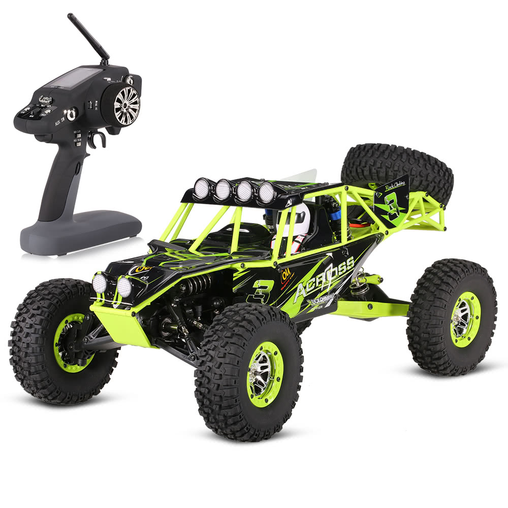What Is The Best Electric Rc Car