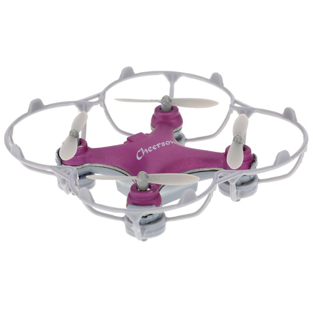 cheerson cx 10se 2 4g 4ch 6 achsen gyro mini drone ufo mit. Black Bedroom Furniture Sets. Home Design Ideas